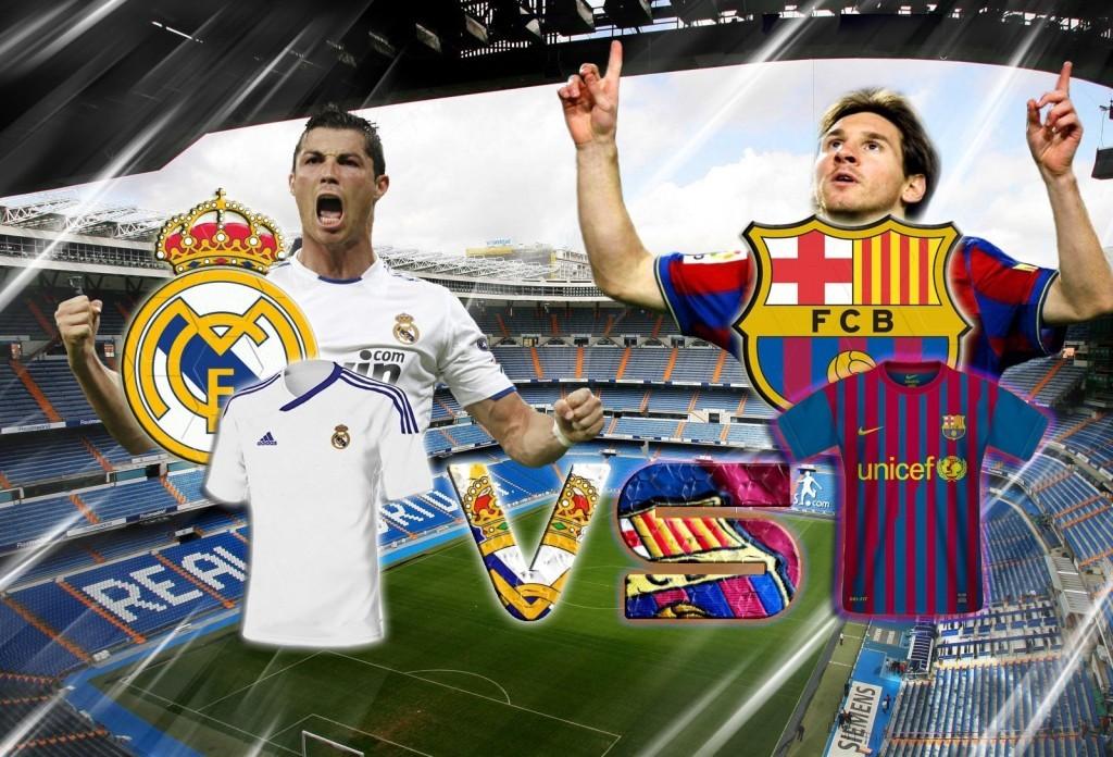 Прогноз на матч Реал Мадрид - Барселона на 21 ноября 2015