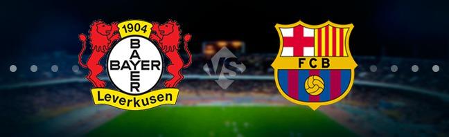 Прогноз на матч Байер - Барселона 9 декабря 2015