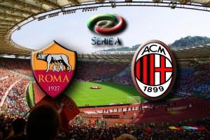Прогноз на матч Рома - Милан 9 января 2016