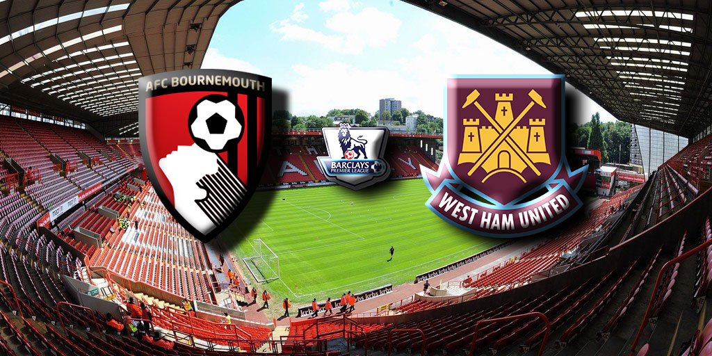 Прогноз на матч Борнмут - Вест Хэм на 12 января 2016
