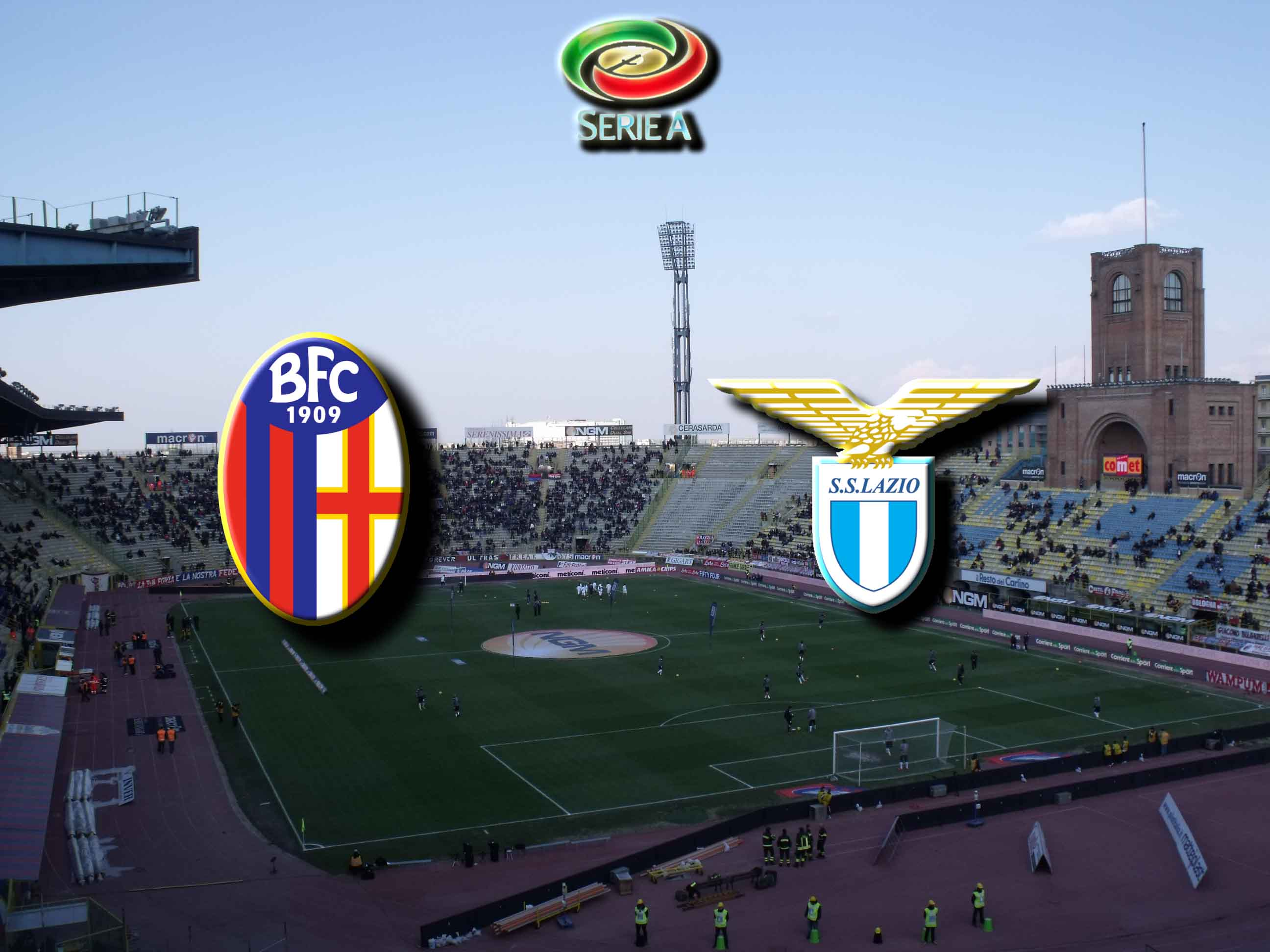 Прогноз на матч Болонья — Лацио 17 января 2016