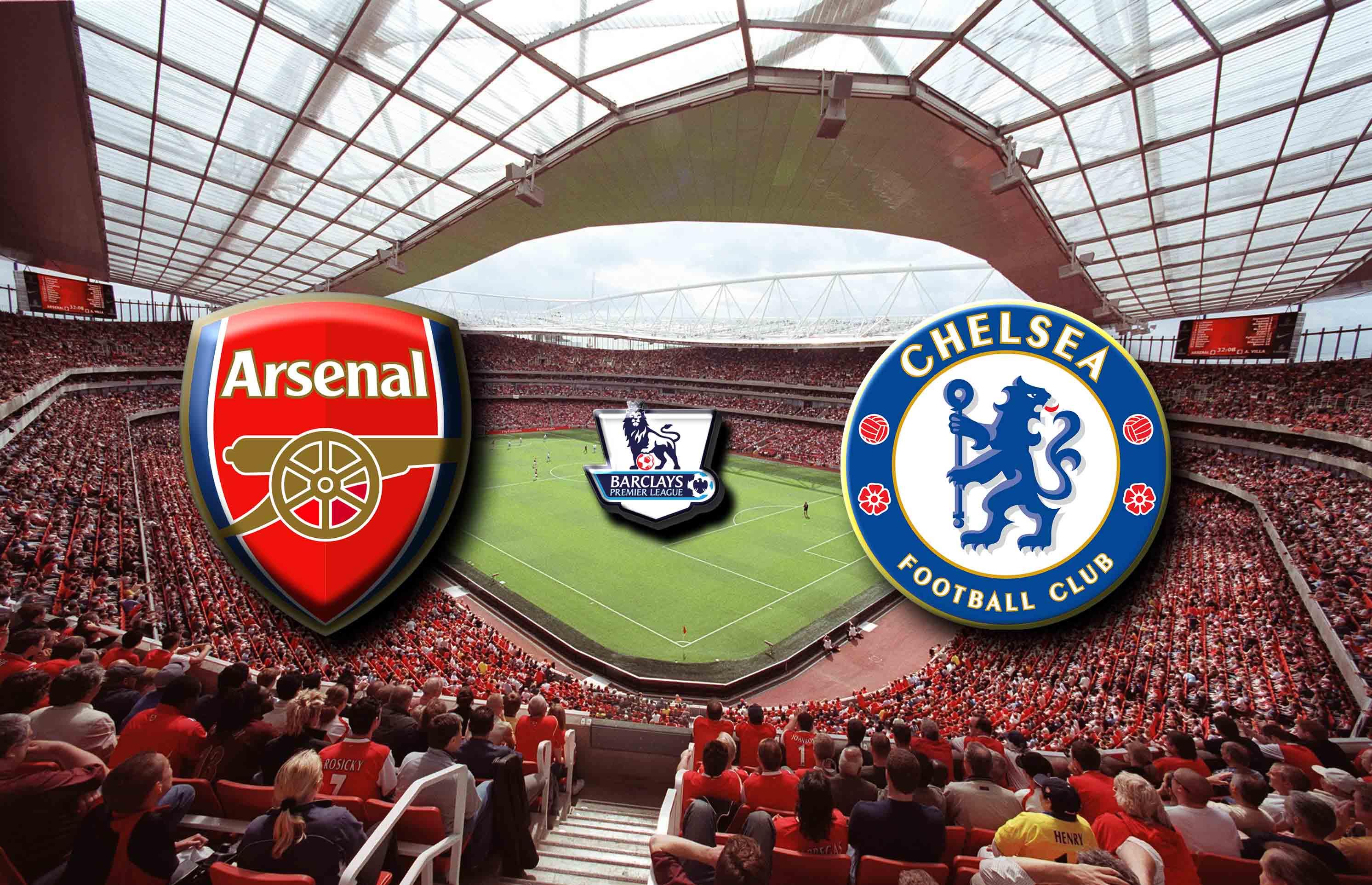 Прогноз на матч Арсенал - Челси 24 января 2016