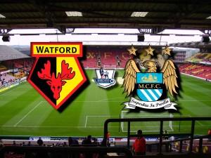 Прогноз на матч Уотфорд - Манчестер Сити 2 января 2016