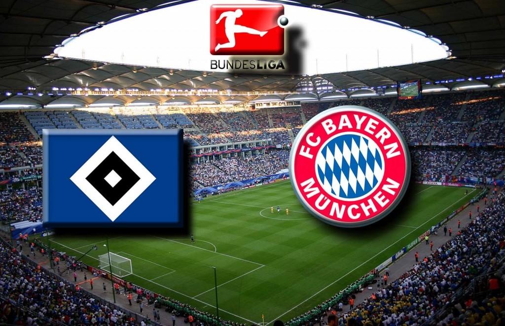 Прогноз на матч Гамбург - Бавария 22 января 2016