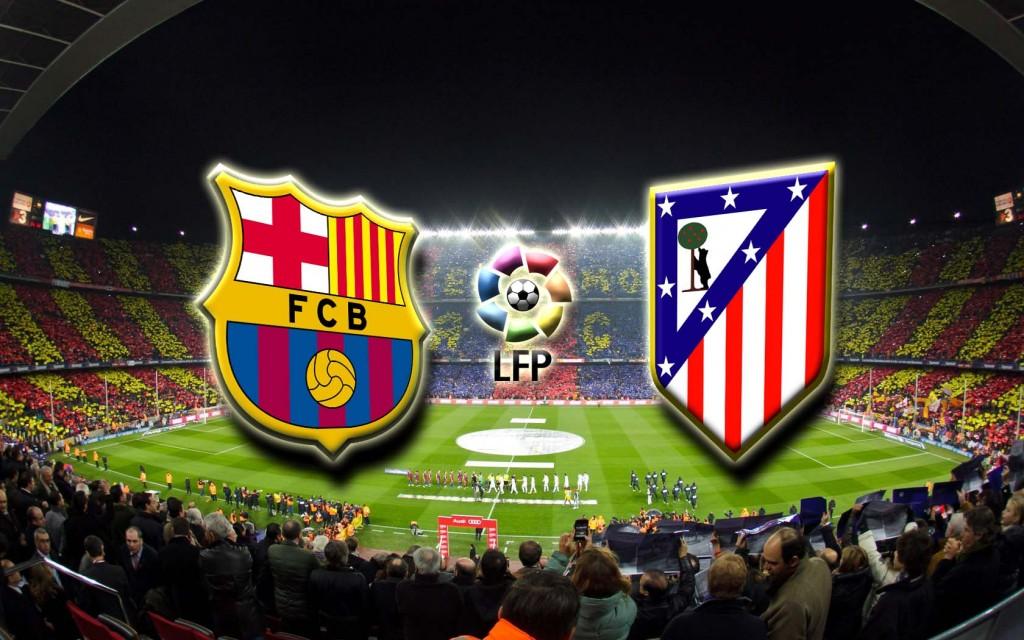 Прогноз на матч Барселона - Атлетико Мадрид 30 января 2016