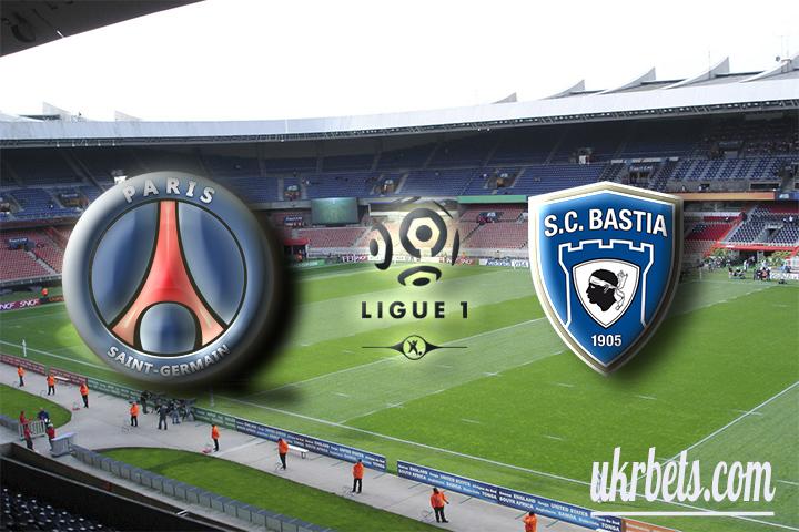 Прогноз на матч ПСЖ - Бастия 8 января 2016
