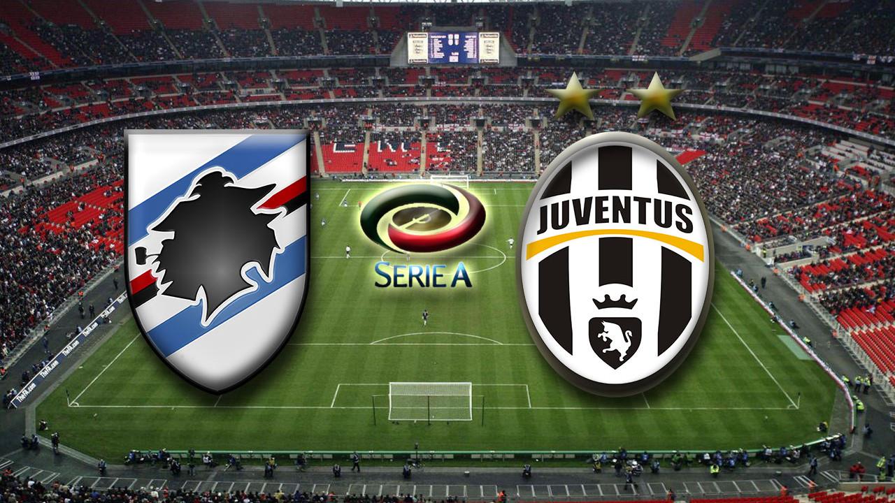 Прогноз на матч Сампдория - Ювентус 10 января 2016
