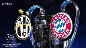 Прогноз на матч Ювентус - Бавария Мюнхен 23 февраля 2016