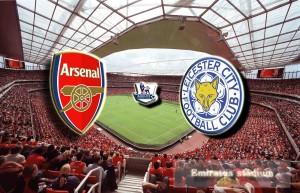 Прогноз на матч Арсенал Лондон - Лестер Сити 14 февраля 2016