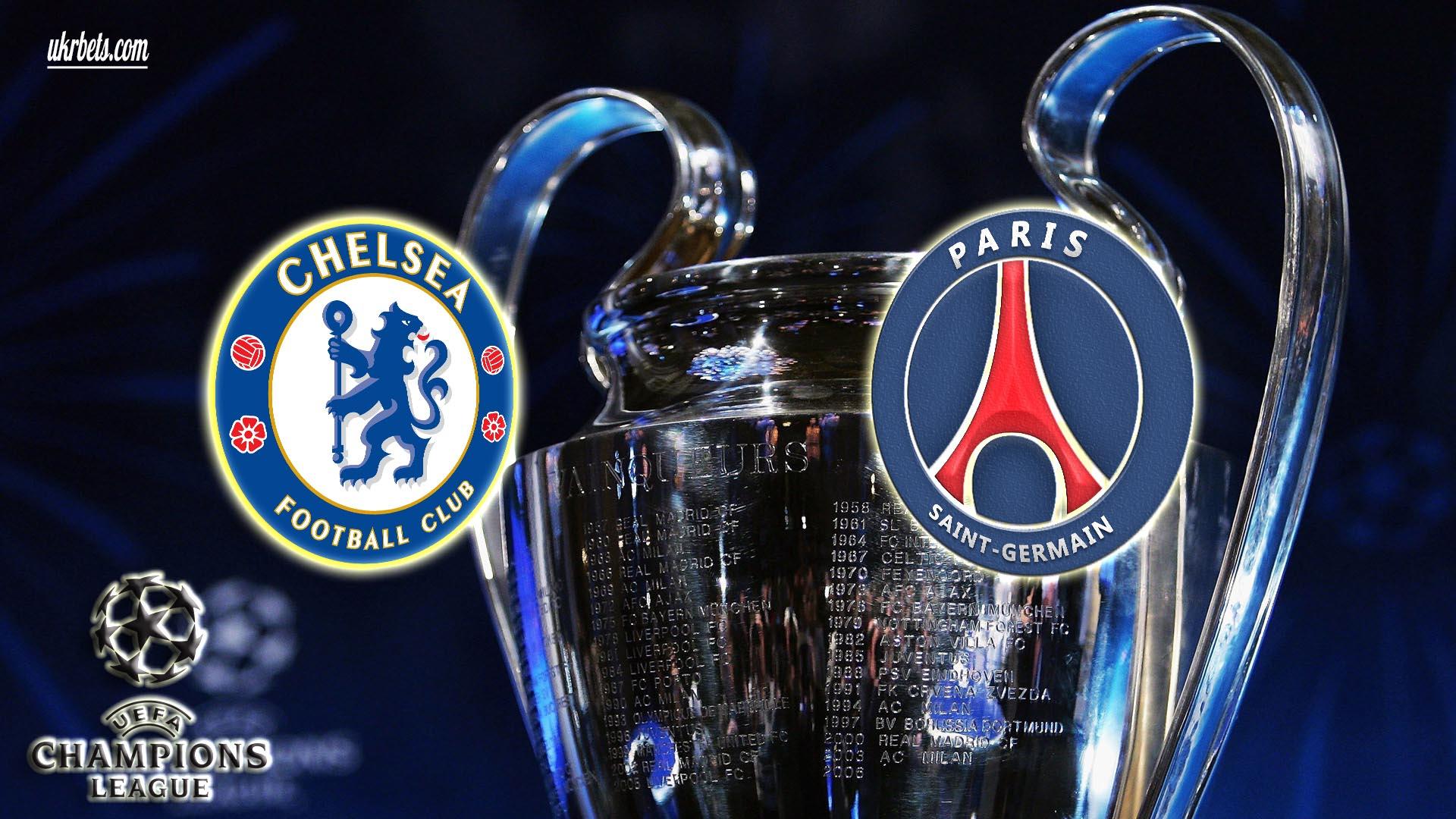 Прогноз на матч Челси - ПСЖ 9 марта 2016