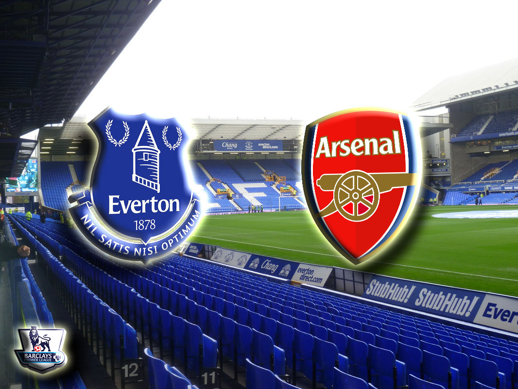 Прогноз на матч Эвертон - Арсенал Лондон 19 марта 2016