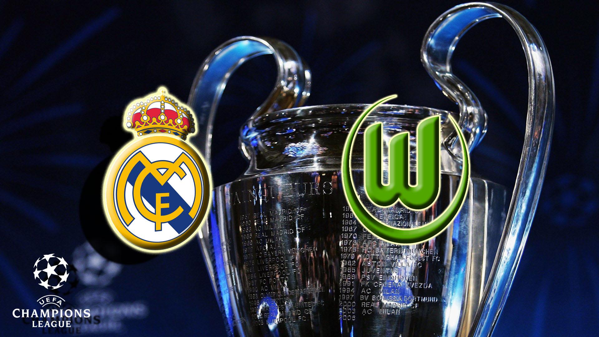 Прогноз на матч Реал Мадрид - Вольфсбург 12 апреля 2016