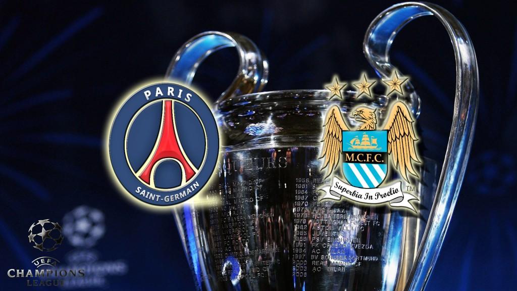 Прогноз на матч ПСЖ - Манчестер Сити 6 апреля 2016