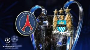 Прогноз на матч Манчестер Сити - ПСЖ 12 апреля 2016
