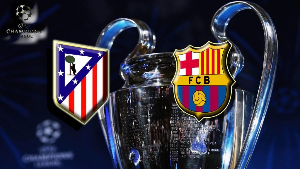 Прогноз на матч Атлетико Мадрид - Барселона 13 апреля 2016