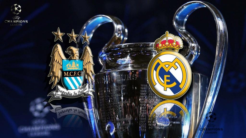 Прогноз на матч Манчестер Сити - Реал Мадрид 26 апреля 2016