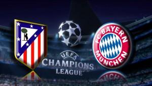 Прогноз на матч Атлетико Мадрид - Бавария Мюнхен 27 апреля 2016