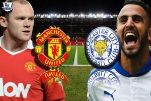 Прогноз на матч Манчестер Юнайтед - Лестер Сити 1 мая 2016