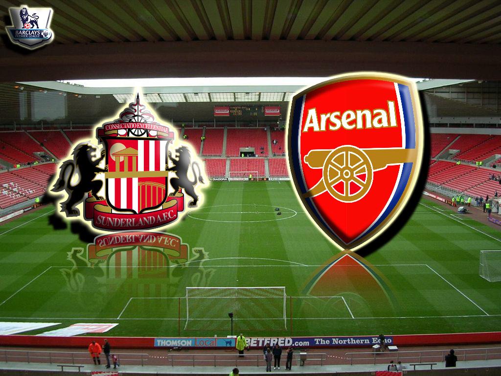 Прогноз на матч Сандерленд - Арсенал Лондон 24 апреля 2016