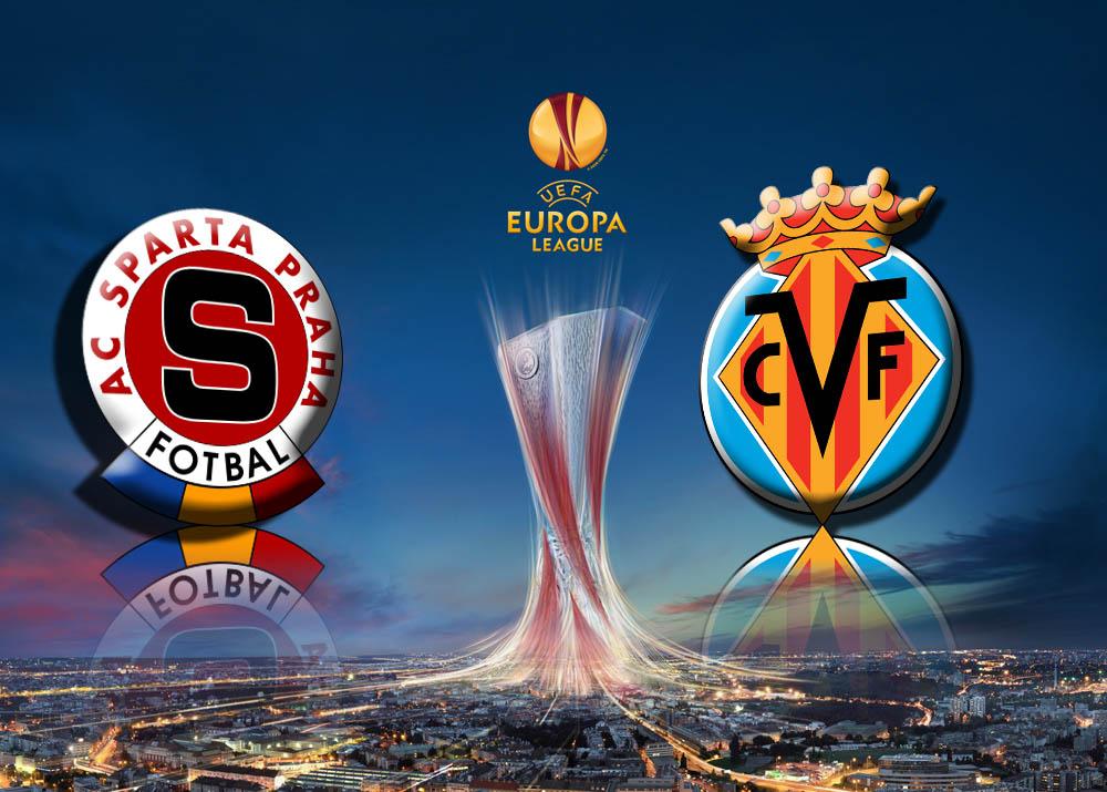 Прогноз на матч Спарта Прага - Вильярреал 14 апреля 2016