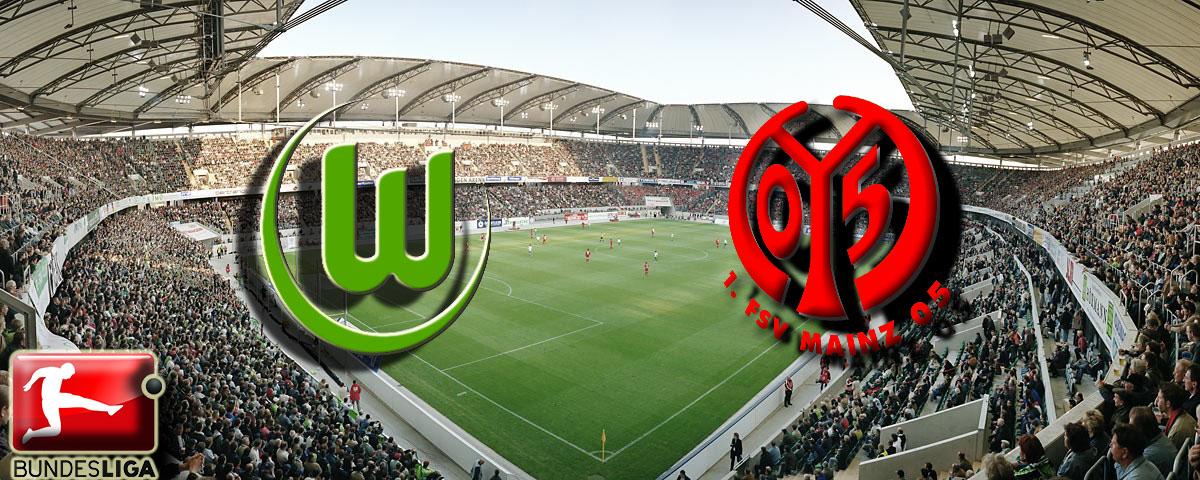 Прогноз на матч Вольфсбург - Майнц 9 апреля 2016
