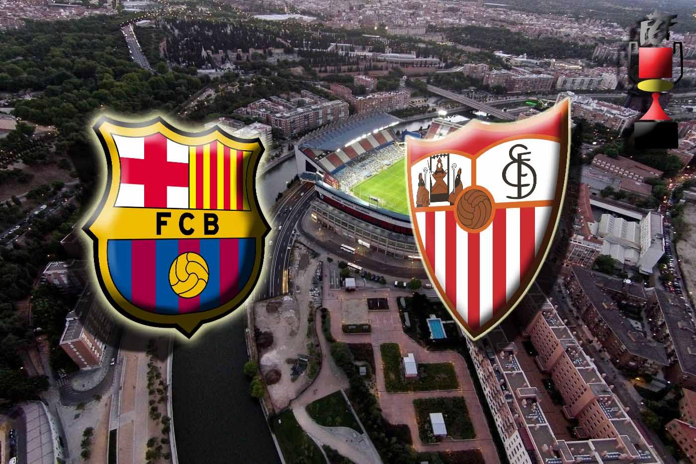 Прогноз на матч Барселона - Севилья 22 мая 2016
