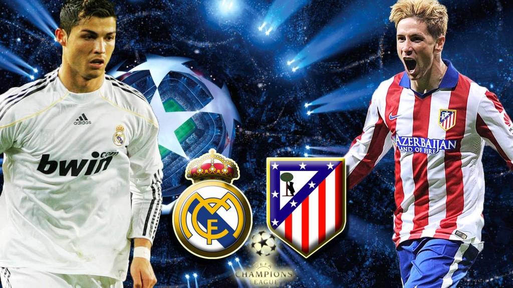 Прогноз на матч Реал Мадрид - Атлетико Мадрид 28 мая 2016