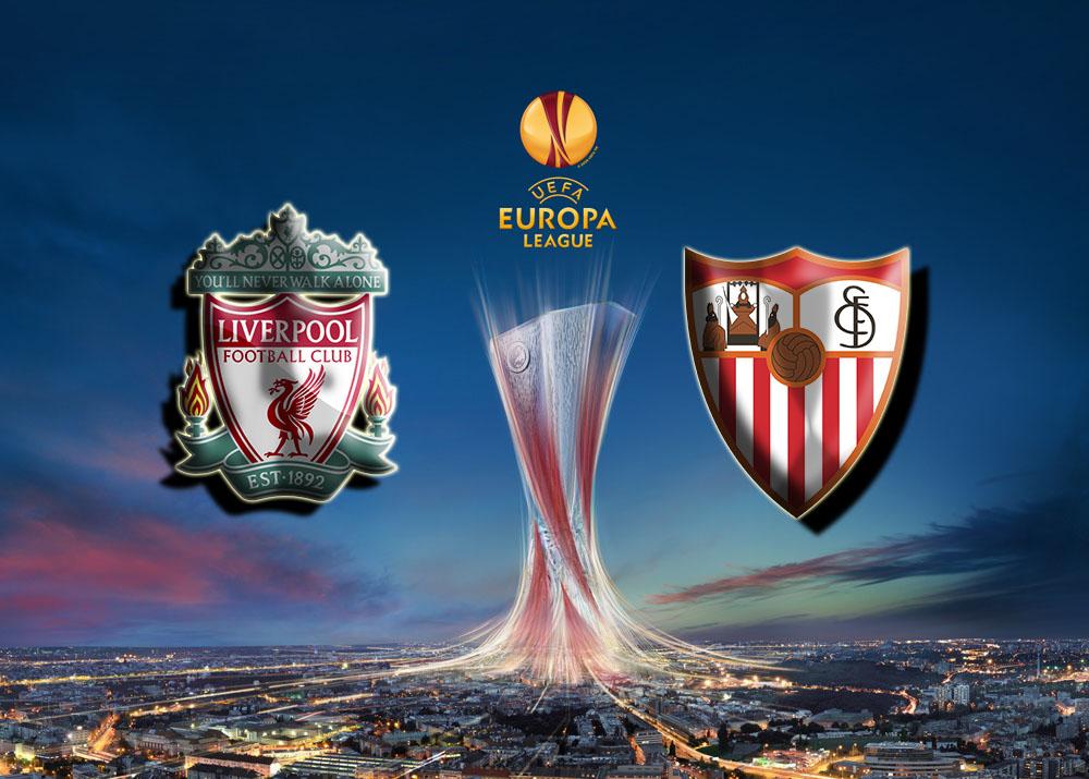 Футбол. Лига Европы УЕФА 2015-2016 Финал. Ливерпуль - Севилья. Прогноз на 18 мая 2016