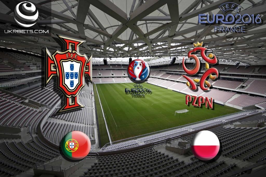 Польша - Португалия: Прогноз на матч Евро - 2016 30 июня