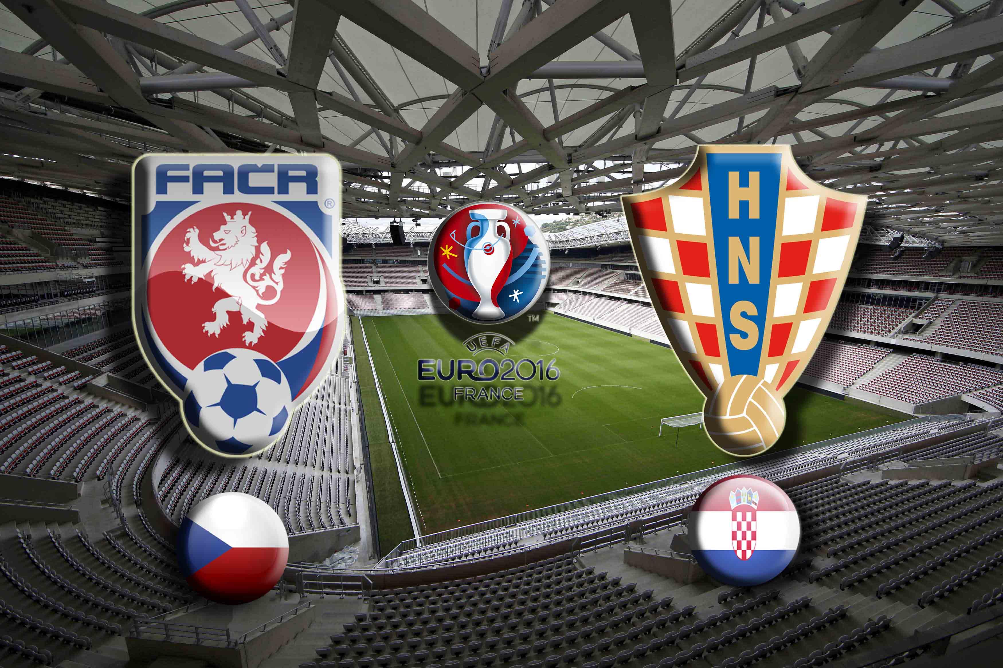 Прогноз на матч Чехия - Хорватия Чемпионата Европы 2016 17 июня