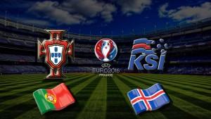 Прогноз на матч Португалия - Исландия Чемпионата Европы 2016 14 июня