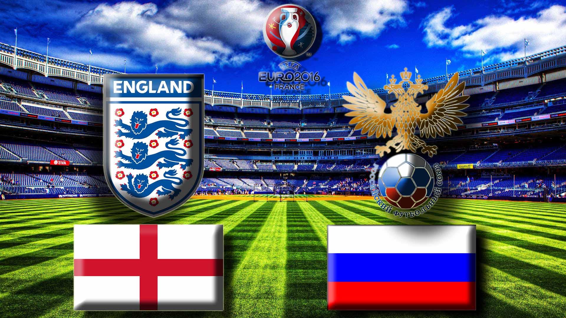 Прогноз на матч Чемпионата Европы 2016 Англия - Россия
