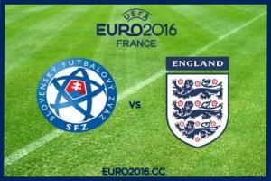 Прогноз на матч Словакия - Англия Чемпионата Европы 20 июня 2016