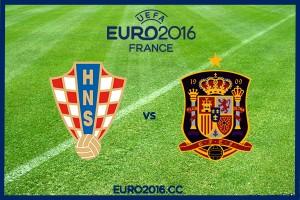 Хорватия - Испания: прогноз на матч Евро - 2016 21 июня