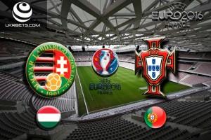 Венгрия - Португалия: Прогноз на матч Евро - 2016 22 июня