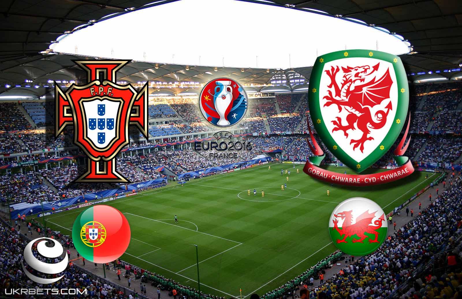 Португалия - Уэльс: Прогноз на матч ЕВРО - 2016 6 июля