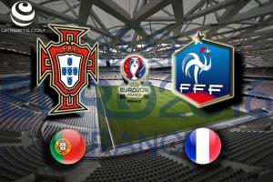 Португалия - Франция: Прогноз на матч ЕВРО - 2016 10 июля