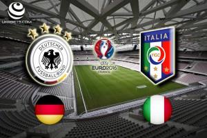 Германия - Италия: Прогноз на матч ЕВРО - 2016 2 июля