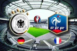 Германия - Франция: Прогноз на матч ЕВРО - 2016 7 июля