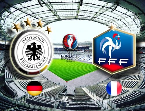Германия — Франция: Прогноз на матч ЕВРО — 2016 7 июля