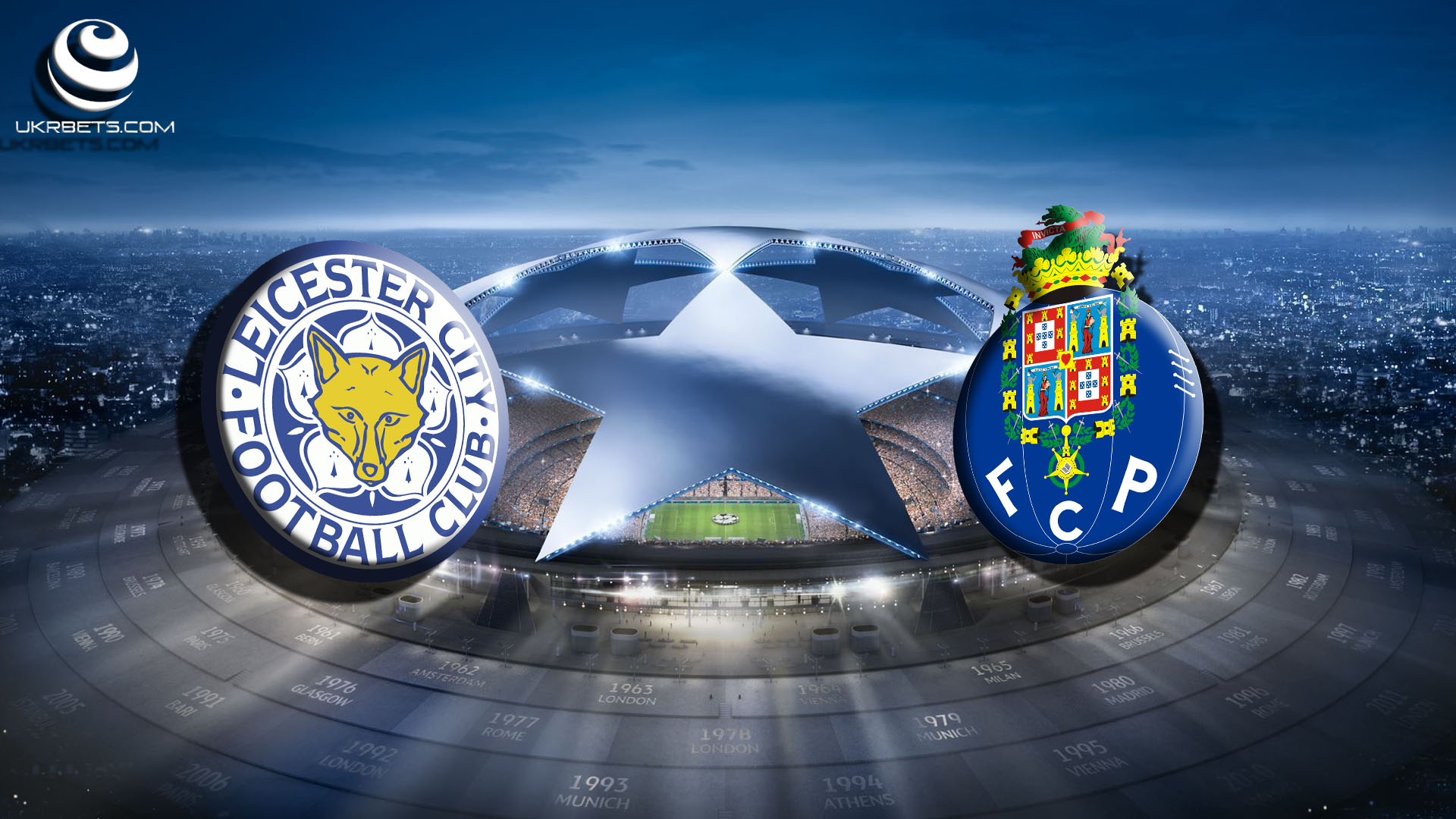 Прогноз на матч Лестер Сити - Порту 27 сентября 2016