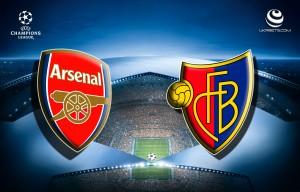 Прогноз на матч Арсенал - Базель 28 сентября 2016