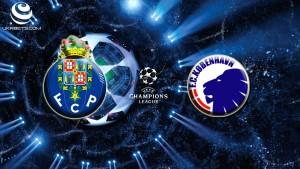 Прогноз на матч Порту - Копенгаген 14 сентября 2016