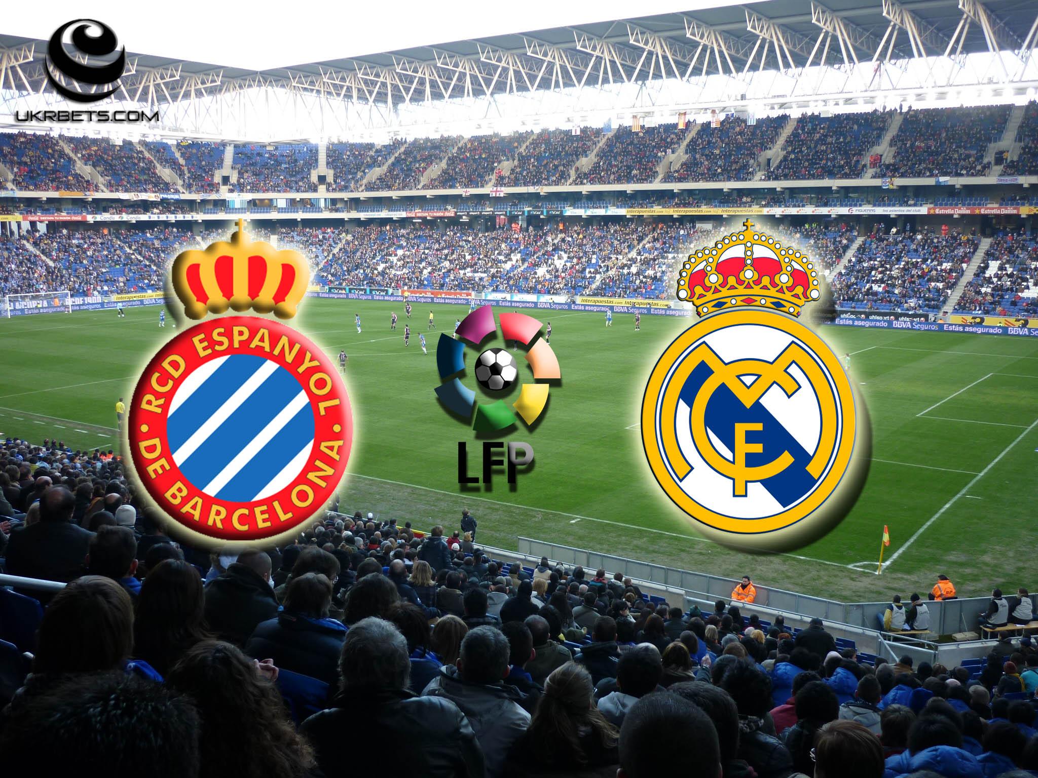 Прогноз на матч Эспаньол - Реал Мадрид на 18 сентября 2016