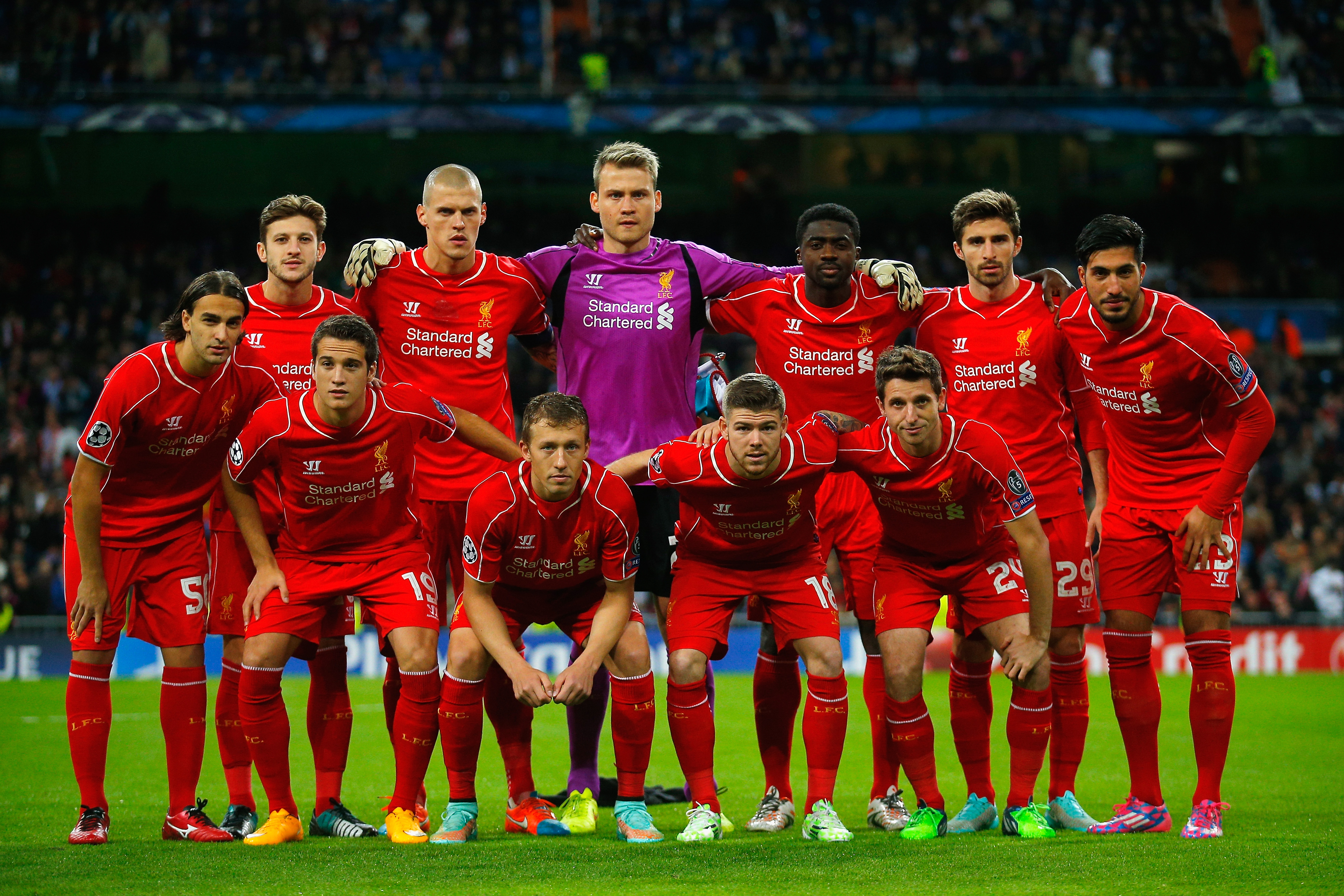 Прогноз на матч Ливерпуль - Манчестер Юнайтед 17 октября 2016