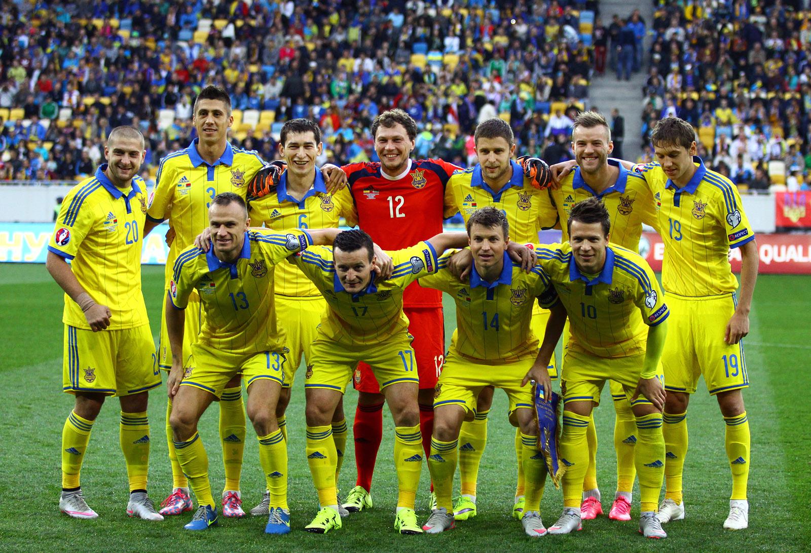 Прогноз на матч Украина - Косово 9 октября 2016