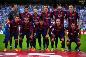 Прогноз на матч Барселона - Манчестер Сити 19 октября 2016