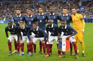 Прогноз на матч Франция - Швеция 11 ноября 2016