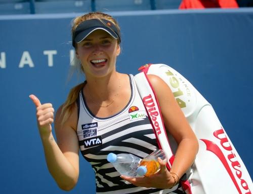 Элина Свитолина установила рекорд