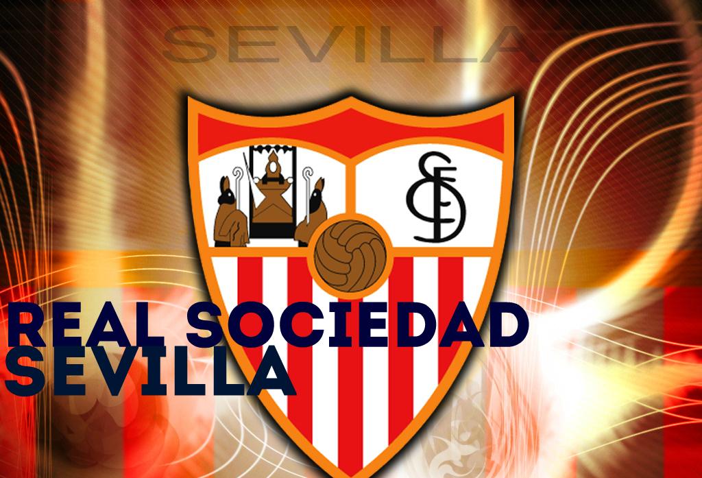 Прогноз на матч Реал Сосьедад - Севилья 7 января 2017